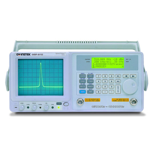The GSP-810 Spectrum Analyzer