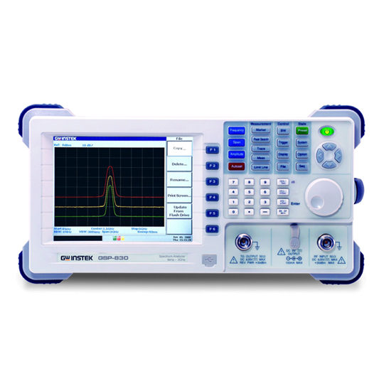GSP-830 3GHz Spectrum Analyzer