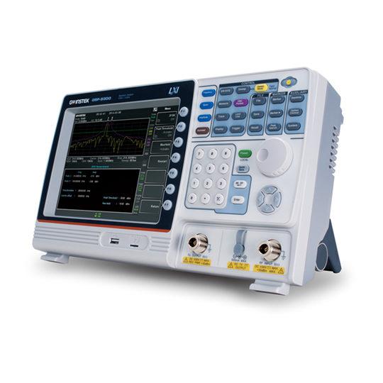 GSP-9300 - GW Instek Spectrum analyzer front