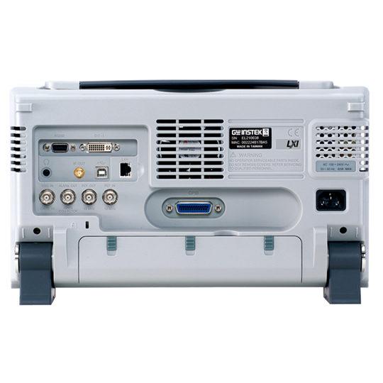 GSP-9300 - GW Instek Spectrum analyzer back