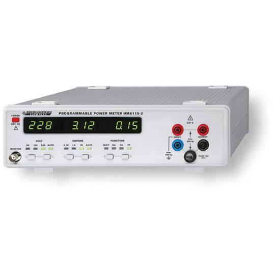 Hameg HM8115-2 Power Meter