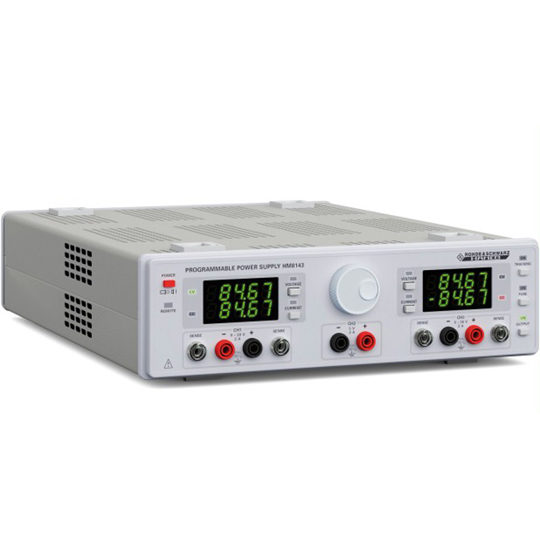HM8143 - Rohde & Schwarz Hameg programmable Power supply 2