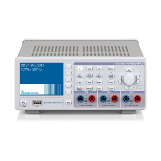 HMC Series - Rohde & Schwarz Hameg power supply