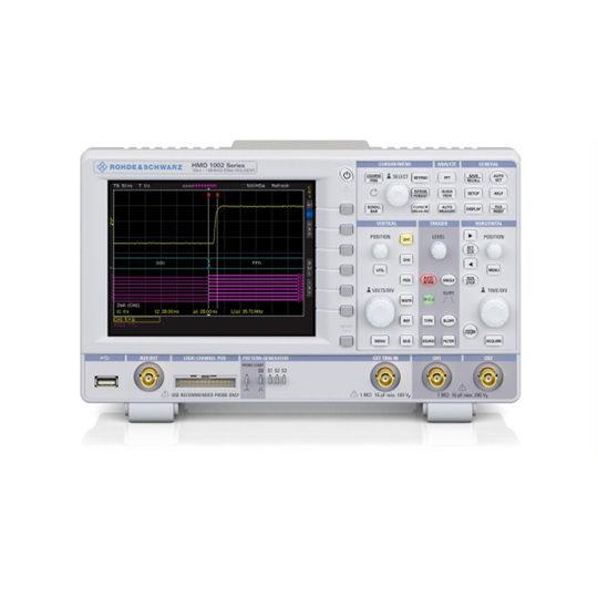 HMO Compact Digital Oscilloscope - Rohde & Schwarz Hameg
