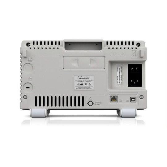 HMO Compact Digital Oscilloscope - Rohde & Schwarz Hameg back