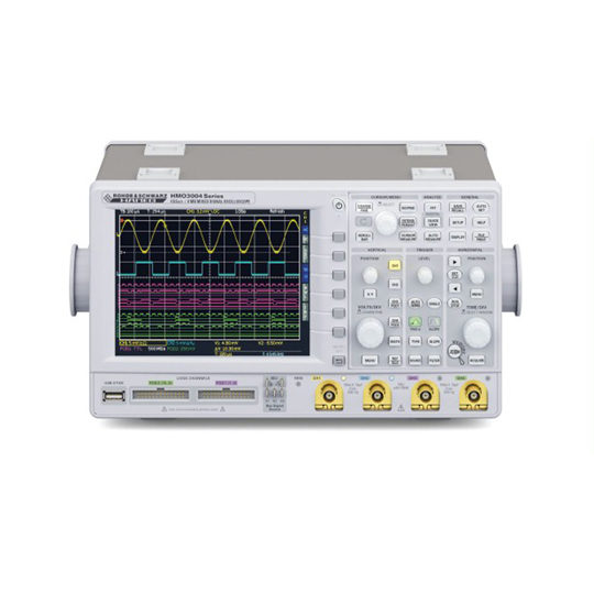 HMO3000 Digital Oscilloscope - Rohde & Schwarz Hameg
