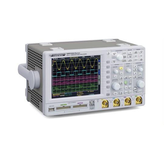 HMO3000 Digital Oscilloscope - Rohde & Schwarz Hameg 2