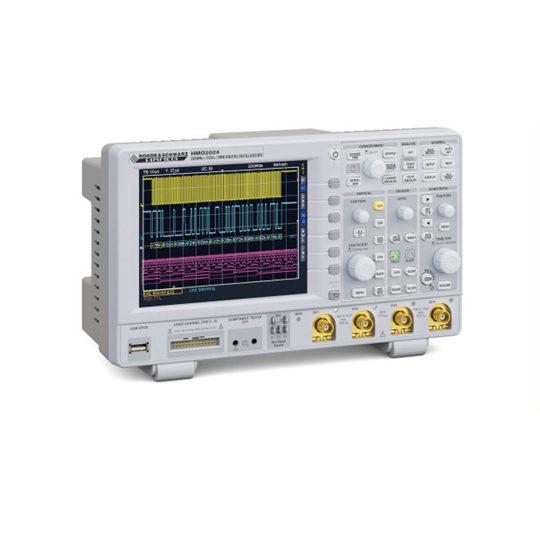 HMO Compact Digital Oscilloscope - Rohde & Schwarz Hameg 2