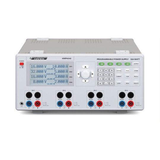 HMP Series HMP4030 HMP4040 - Rohde & Schwarz Hameg