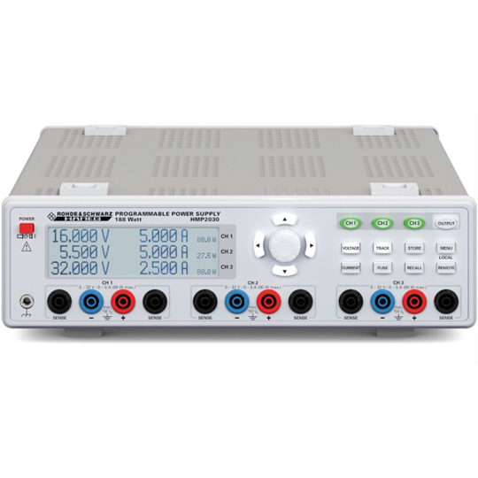 HMP Series HMP2030 HMP2020 - Rohde & Schwarz Hameg