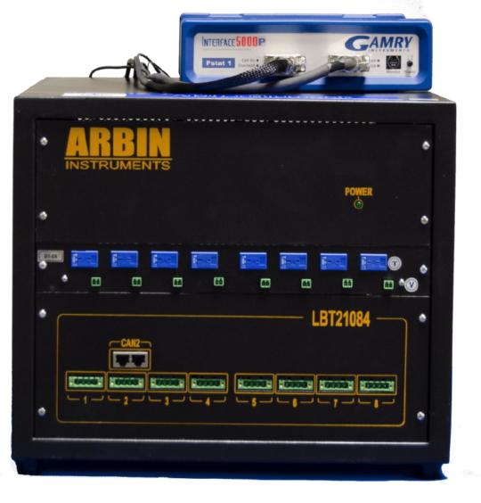 LBT-Series l - Arbin Instruments Linear Battery Tester (LBT21084)