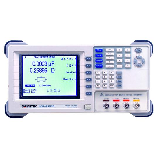 LCR-8000G Series - GW Instek