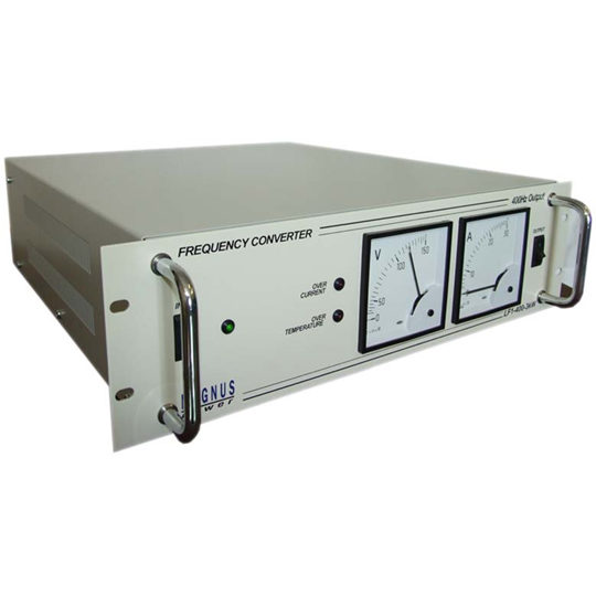 LF1-400 3kVA - Magnus Power Frequency Converters