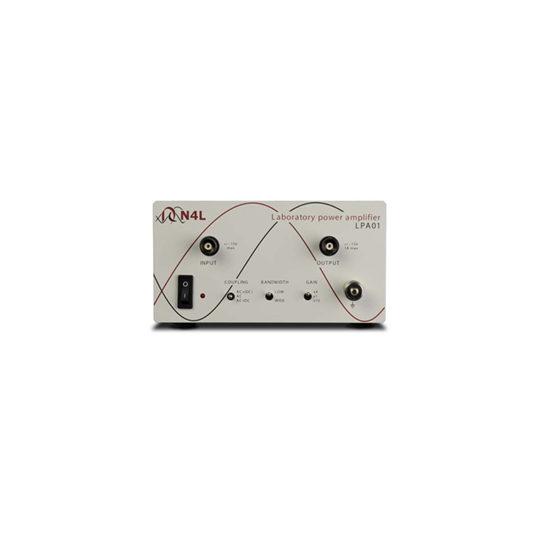 LPA01 Laboratory Power Amplifier - N4L front
