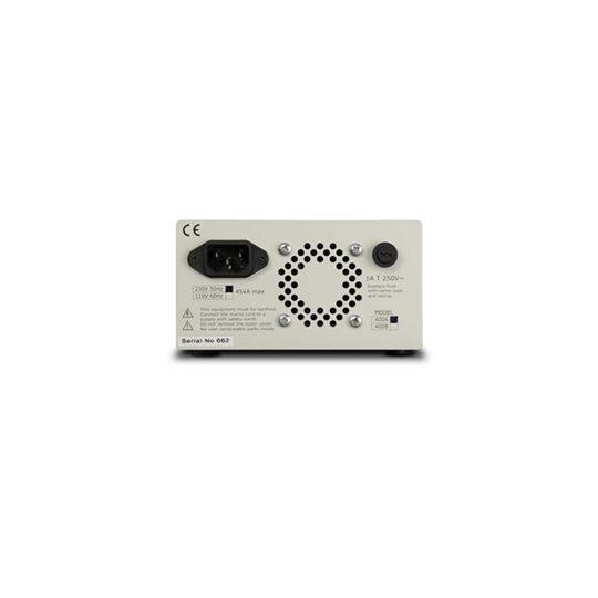 LPA400 Laboratory Power Amplifier - N4L back