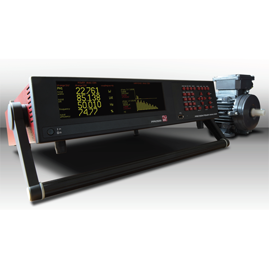 PPA3500 Series: 1 to 6 phases power analysis in a single rack-mount chassis - N4L side 2