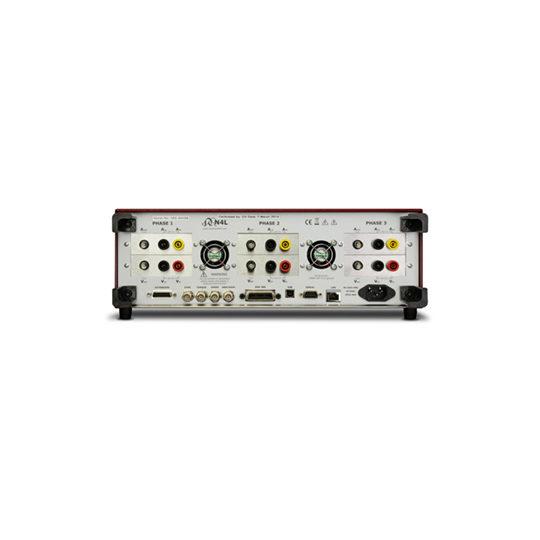 PPA4500: Precision Power Analyzer - N4L back