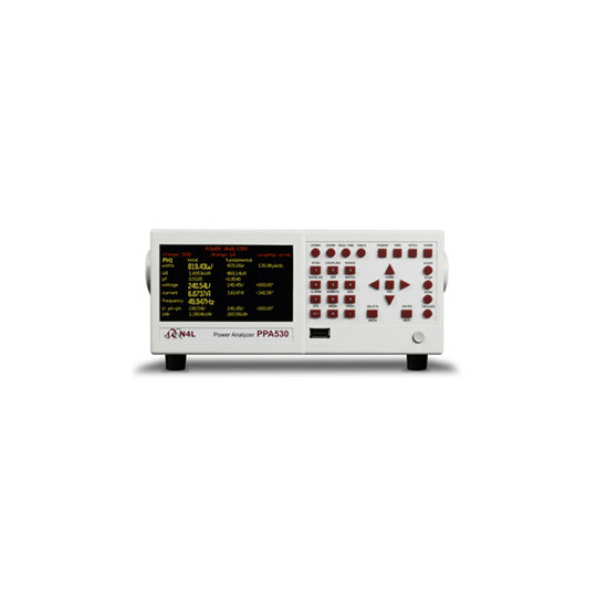PPA500 Series: Compact Power Analysis - N4L front
