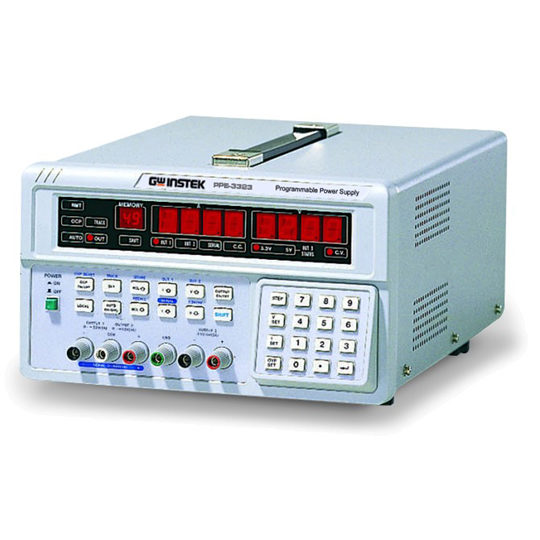 GW Instek PPE-3323 Programmable Linear DC Power Supply