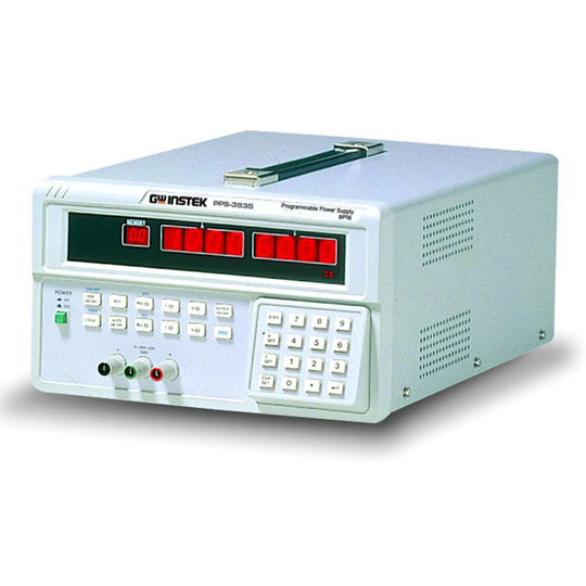 PPS-3635 single output, programmable linear DC power supply