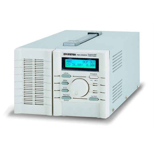 PSH 2-Series single output programmable switching DC power supplies