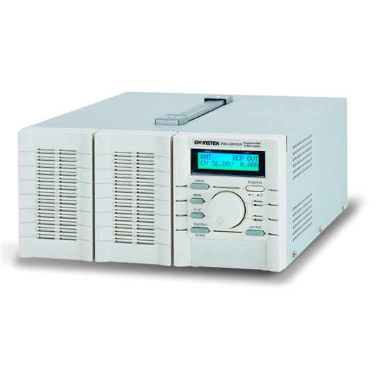 PSH 3-Series single output programmable switching DC power supplies