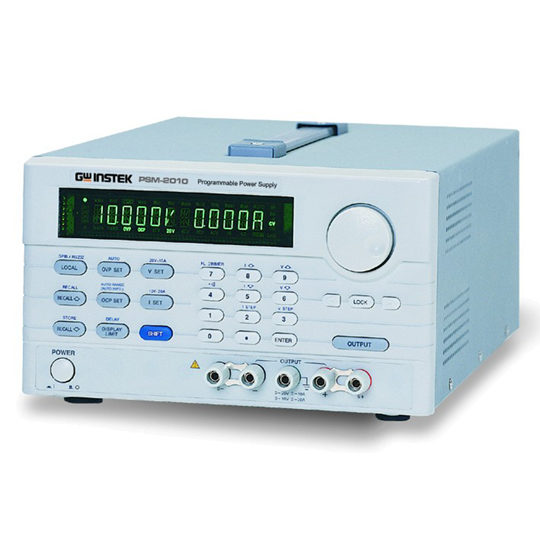 PSM Series - GW Instek Programmable Power Supply