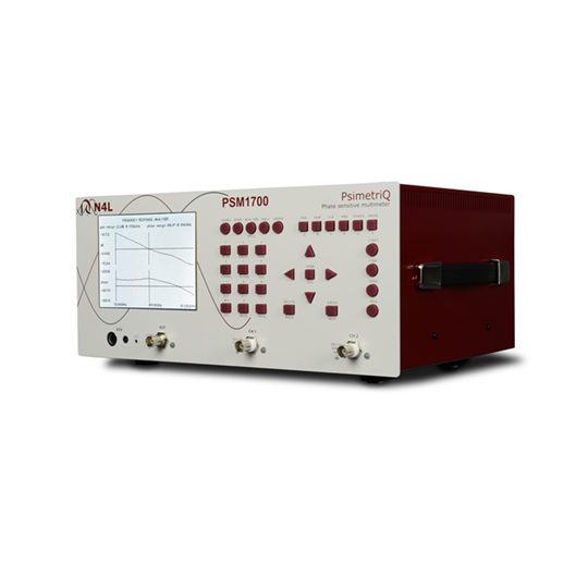 PSM1700 Frequency Response Analyser - N4L side