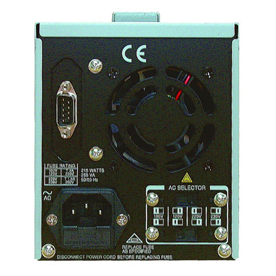 PSS-Series single output, programmable linear DC power supplies