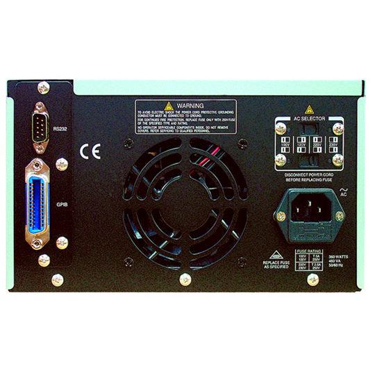 PST series 3-channel programmable linear DC power supplies GW Instek