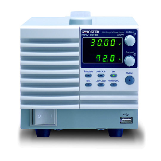 PSW-Series - GW Instek DC Power Supply