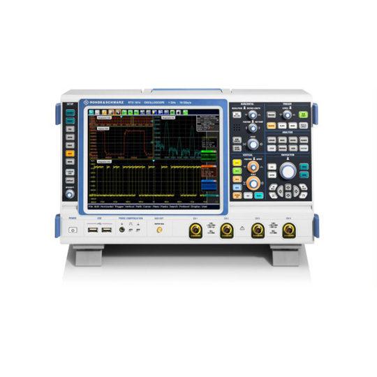 RTO 1000 Digital Oscilloscope 3