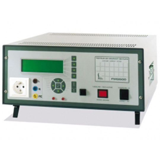 FMG500 - Sefelec Leakage current tester