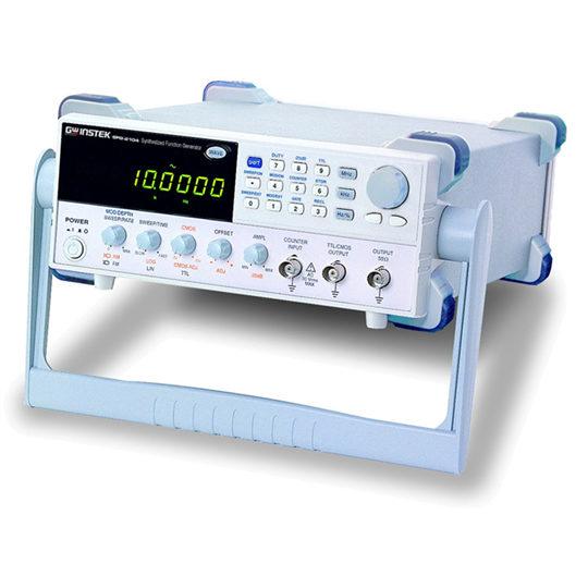 SFG-2100 & SFG-2000 - GW Instek