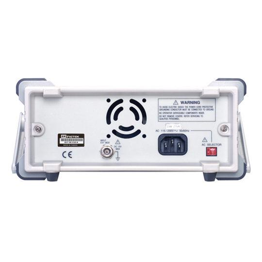 SFG-2100 & SFG-2000 - GW Instek back