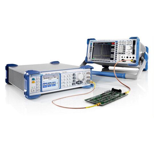 SMB100A RF Signal Generator - Rohde & Schwarz Hameg