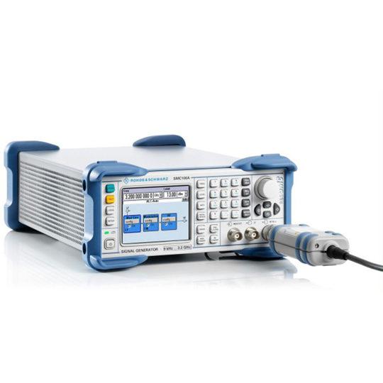 SMC100A - Rohde & Schwarz Hameg signal generator front
