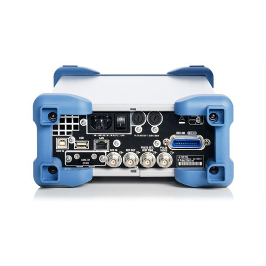 SMC100A - Rohde & Schwarz Hameg signal generator back 2