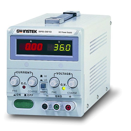 SPS-Series - GW Instek DC Power Supply