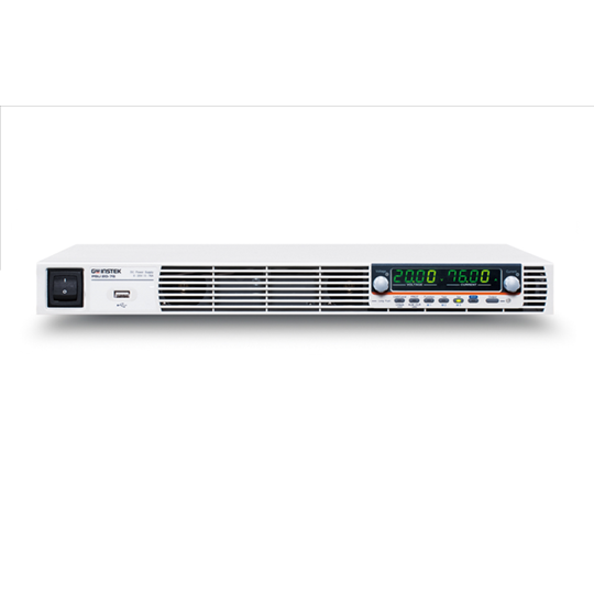 Single Output DC Power Supply - PSU-Series - GW Instek Front