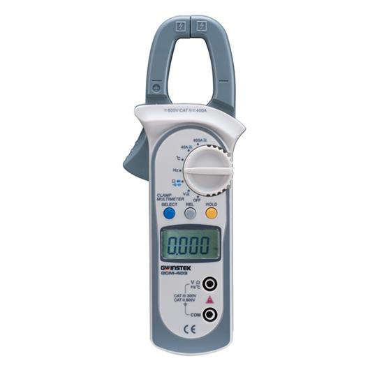 GCM-403 & GCM-407 - GW Instek Digital Clamp Meter Diode