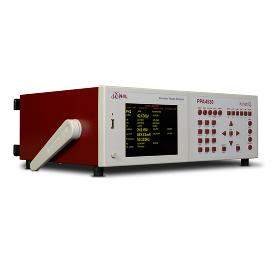 PPA4500: Precision Power Analyzer - N4L side 2