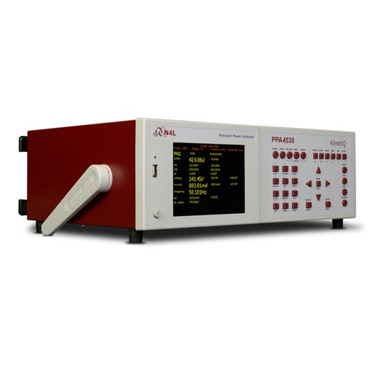 PPA4500: Precision Power Analyzer - N4L side 2