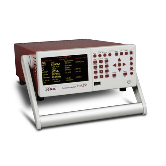 PPA500 Series: Compact Power Analysis - N4L side 2