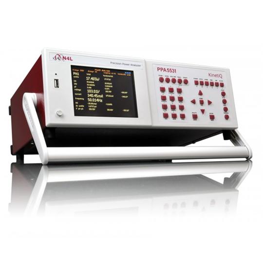 PPA55x1 IEC61000 - N4L Power Analyzer