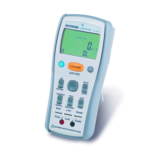 LCR-900 Series - GW Instek