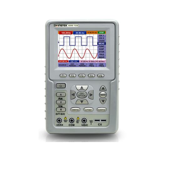 GDS-122 - GW Instek Digital Oscilloscope