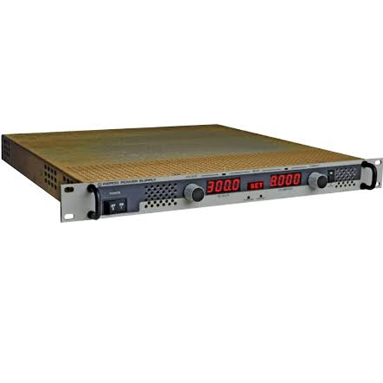 KLP Series - Kepco Power Dc Power Supplies side view