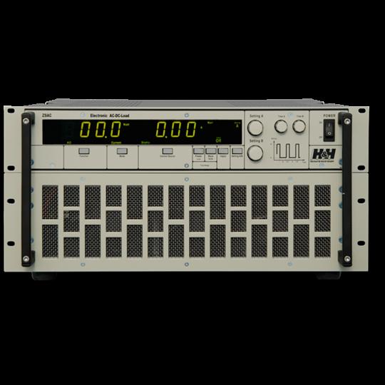 ZSAC Series - Hoecherl & hackl Electronic AC-DC Load