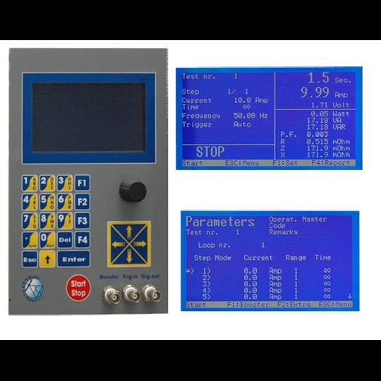 Zenone Elettronica front panel